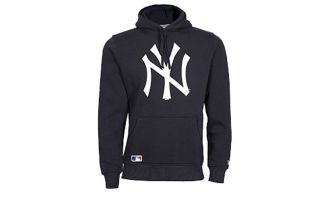 New Era SWEATSHIRT NEW YORK YANKEES MLB PO MARINEBLAU