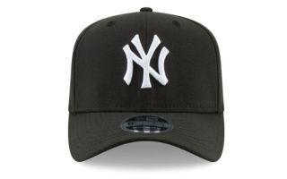 New Era CAPPELLINO NEW YORK YANKEES MLB 9FIFTY STRETCH SNAPBACK NERO