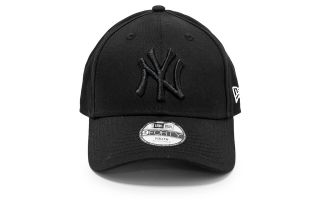 GORRA NEW YORK YANKEES ESSENTIAL 9FORTY NEGRO NIÑO