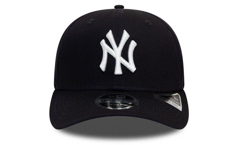 GORRA NEW YORK YANKEES 9FIFTY STRETCH SNAP NEGRO
