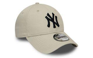 NEW ERA CAPPELLINO NEW YORK YANKEES LEAGUE ESSENTIAL 9FORTY BEIGE