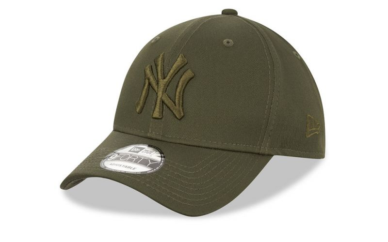 CASQUETTE SNAPBACK NEW YORK YANKEES 9FORTY VERT OLIVE