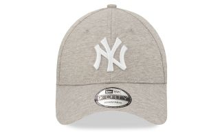New Era GORRA NEW YORK YANKEES JERSEY 9FORTY GRIS CLARO