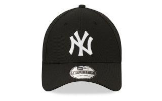 NEW ERA CAP NEW YORK YANKEES DIAMOND ERA ESSENTIAL 9FORTY BLACK