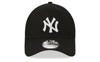 New Era GORRA NEW YORK YANKEES 39THIRTY NEGRO