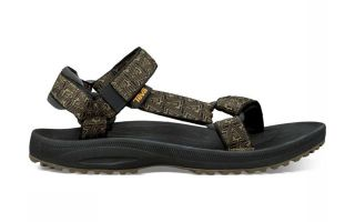 Teva OLIVE GREEN WINSTED SANDALS