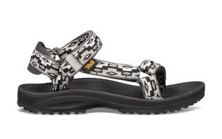 Teva SANDALI WINSTED NERO DONNA