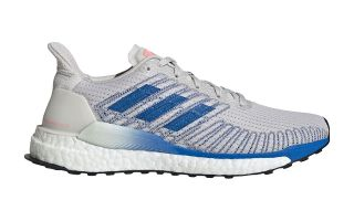 adidas SOLAR BOOST 19 GREY BLUE