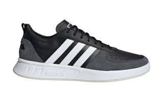 adidas COURT80S BLACK WHITE