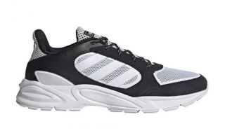 adidas 90S VALASION BLACK WHITE
