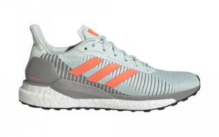 adidas SOLAR GLIDE ST 19 CORAL GREEN WOMAN