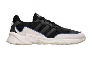 adidas 20-20 FX BLACK WHITE