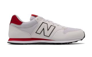 New Balance GM500 BLANC ROUGE GM500SB1