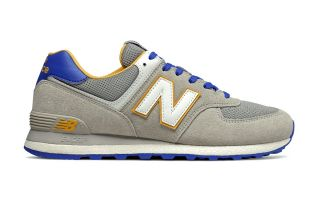 New Balance 574 GREY BLUE
