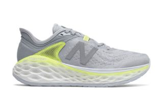 New Balance FRESH FOAM MORE V2 GRIS LIMA MUJER WMORGY2