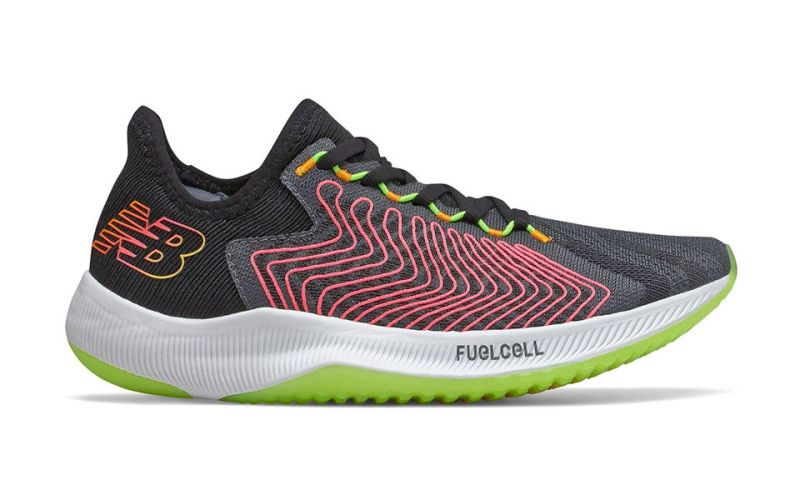 Fuel Cell Rebel Negro Mujer Wfcxbg