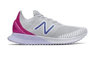 NEW BALANCE FUEL CELL ECHO BLANCO ROSA MUJER WFCECCC