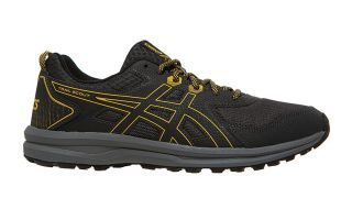 Asics TRAIL SCOUT GREY YELLOW