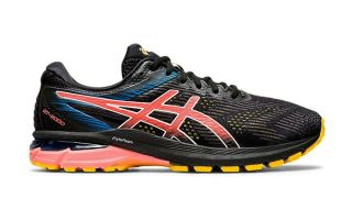 Asics GT 2000 8 TRAIL BLACK RED