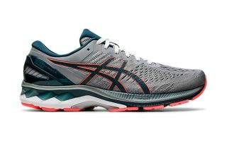 Asics GEL KAYANO 27 GREY BLUE