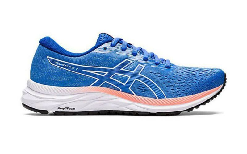 Gel Excite 7 Azul Mujer 1012a562.400