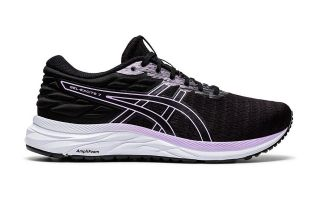 Asics GEL EXCITE 7 TWIST NEGRO LILA MUJER 1012A564.001