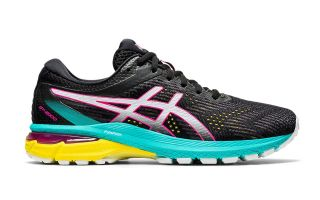Asics GT-2000 8 TRAIL BLACK WHITE WOMAN