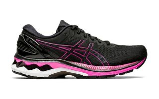 Asics GEL KAYANO 27 BLACK PINK WOMEN