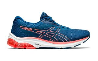 Asics GEL-PULSE 12 AZUL CORAL MUJER