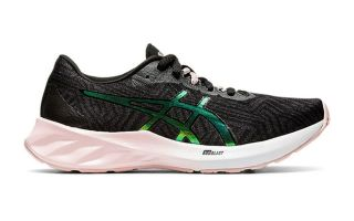 Asics ROADBLAST GRIS MELOCOTON MUJER 1012A832.020