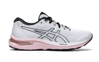 Asics GEL CUMULUS 22 BLANCO MELOCOTON MUJER 1012A839.100