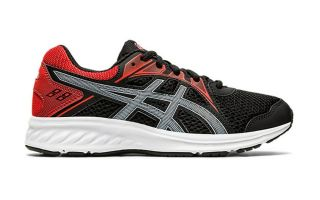 Asics JOLT 2 GS NEGRO GRIS JUNIOR 1014A035.008