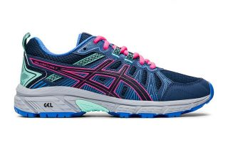 Asics GEL-VENTURE 7 GS FUCHSIA BLUE GIRL
