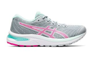 Asics GEL-CUMULUS 22 GS GRAY PINK GIRL