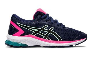 Asics GT-1000 9 GS AZUL NEGRO JUNIOR 1014A150.400