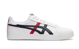 Asics CLASSIC CT WHITE BLACK RED