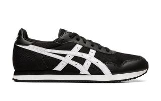 Asics TIGER RUNNER BLACK WHITE