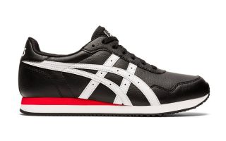 Asics TIGER RUNNER BLACK WHITE 1191A301.003