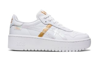 Asics JAPAN S PF WHITE GOLDEN WOMEN 1202A008.100