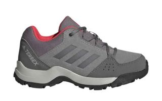 adidas TERREX HYPERHIKER LOW LEATHER GRIS ROSA NI�A EF2537
