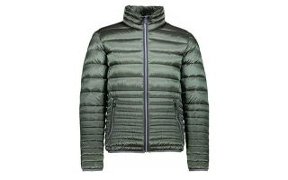 CMP CHAQUETA FEEL WARM DOWN VERDE OLIVO
