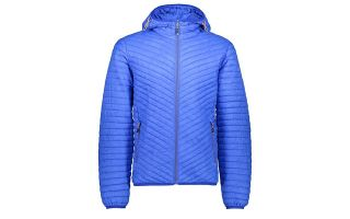 CMP FIX HOOD JACKET BLUE