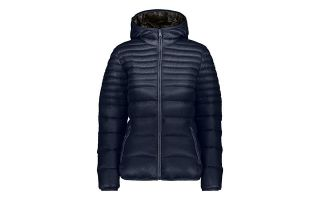 CMP JACKET CMP CAMPAGNOLO BLACK WOMEN