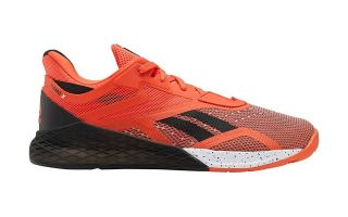 Reebok NANO X ORANGE NOIR EF7270