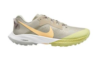 NIKE AIR ZOOM TERRA KIGER 6 GRIS MELOCOTON MUJER CJ0220-200
