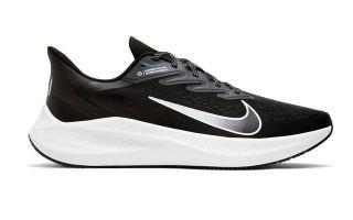 Nike ZOOM WINFLO 7 BLACK WHITE