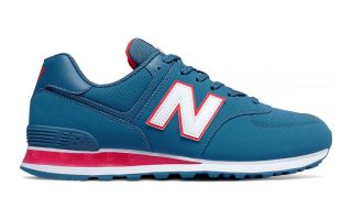 New Balance 574E V2 AZUL ROSA ML574EWW