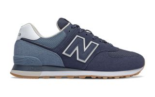 New Balance ML574 NAVY BLUE