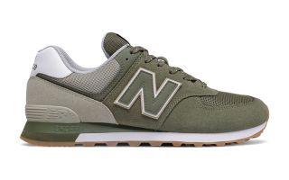 New Balance 574 V2 GREEN