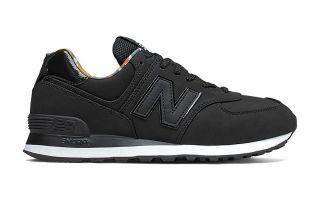 New Balance 574 V2 NEGRO ML574GYH